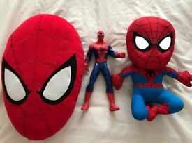 Spiderman toy bundle