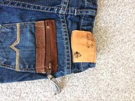 Boys designer guess jeans age 3