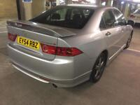 2005 honda accord type s 2.4 ivtec 6 speed immaculate cond low mls new mot ladt day of sale be quick