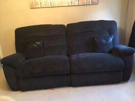 La-Z-Boy Illinois 3 & 2 electric recliner sofas