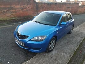 Mazda 3 1.6 Petrol Automatic 2005 Low Milage