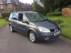 2008 RENAULT GRAND SCENIC 1.6 DYNAMIQUE ** 7 SEATS