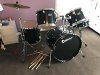 Premier Olympic drum kit set - great for beginner