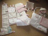Mamas & Papas Winnie the Pooh Nursery Bedding and Accessories