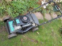 Qualcast Trojan Lawnmower For Sale!!!