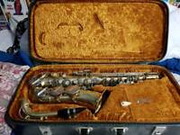Second hand Boosey and Hawkes Saxophone for SALE Collection ONLY