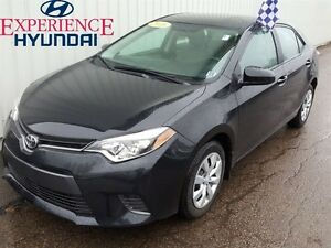 2016 Toyota Corolla LE EXCELLENT FUEL ECONOMY  A SOLID RIDE AND