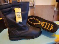 dewalt rigger boots size 10