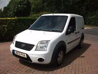 2013 FORD TRANSIT CONNECT CREWCAB COMBI (5 SEATS) 1.8 1 OWNER FROM NEW