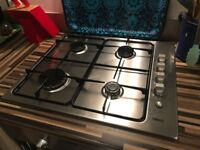 Zanussi Gas Hob, Electric Oven and Cooker Hood