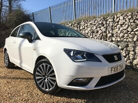 Seat Ibiza 1.2 TSI Connect SportCoupe 3dr £250 FINANCE CONTRIBUTION.