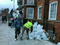 Fox waste London, junk and rubbish cleared fast and cheap