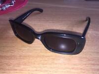 Women's greeny blue Gucci sunglasses £40