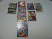 Fireman Sam Thomas the Tank Engine and other Childrens DVDs