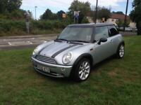 05/55 MINI COOPER 1.6 3DR HATCH