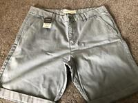 Men's George Chino shorts size 36w