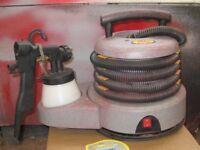 Earlex Paint Spray Station.