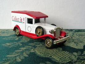 Collect It Lledo car