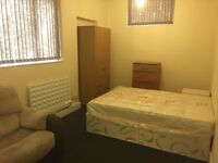 Rooms to let, wakefield city centre, West Yorkshire WF1 2sq
