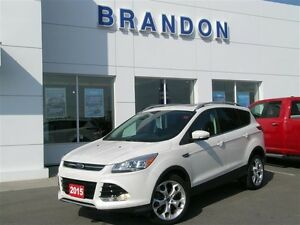 2015 Ford Escape Titanium - 4WD **Tech Pacakge ** Moonroof ** Na