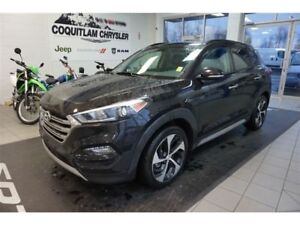 2017 Hyundai Tucson -Keyless Entry, Leather, Sunroof!