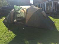 Tent four man