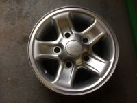 Land Rover BOOST ALLOY WHEEL FROM DEFENDER