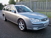 2007 Ford Mondeo TDCi Edge 130 - 6 Speed Diesel Estate - FSH & Long MOT
