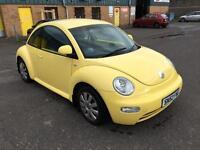 Vw Beetle 2002 1.9tdi