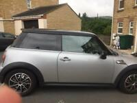 Sporty Mini Cooper fully loaded