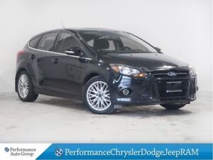 2013 Ford Focus Titanium * Navigation * Leather * Sunroof