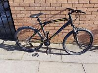 GT aggressor Mountain Bike with 26 inch size and 20 inch frame size
