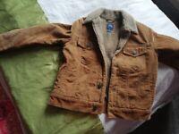 Boys coat 7-8 years old