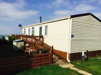 Used Willerby Granada static caravan for sale at St Audries Bay, Somerset