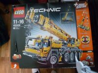 Lego Technic 42009 Mobile Crane MK11