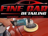 Car Detailing Valeting Service