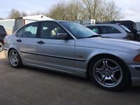BMW E46,318i Breaking for parts