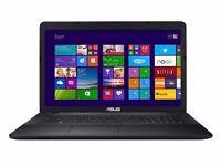Laptop 17'' Asus X751S, Quad Core 3700 @2Ghz, 4GB, 1T HD, Nvidia Geforce 920M