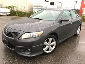 2011 Toyota Camry SE V6 LEATHER SUNROOF
