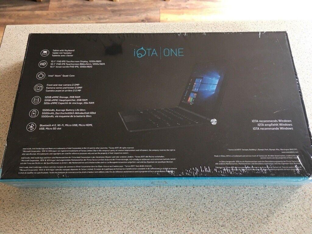 NEW IOTA ONE 2120 10 1
