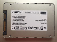 Crucial 480gb SSD BX200 2.5 inch OFFERS