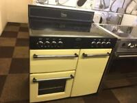 BELLING RANGE 90CM RANGE COOKER WITH GUARANTEE🇬🇧⭐️£425⭐️🇬🇧
