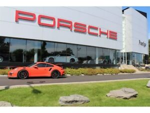 2016 Porsche 911 GT3 RS Pre-owned vehicle 2016 Porsche 911 GT3 R