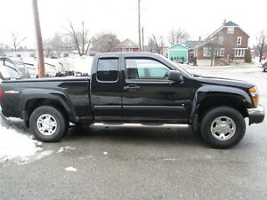 2008 GMC Canyon EXT CAB, 4x4, SLE