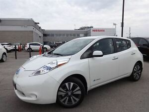 2015 Nissan LEAF SL|LEATHER SEATS|BOSE AUDIO|AROUND VIEW MONITOR