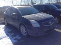 2010 Nissan Sentra 2.0 S, Automatic, Sunroof,