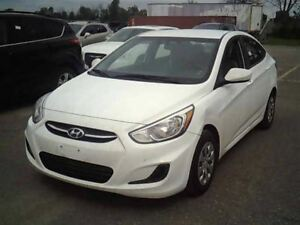 2016 Hyundai Accent GL/CLIMATE CONTROL/BLUETOOTH/CRUISE/HEATED S