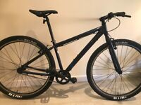Super lightweight adults Vitus Bike