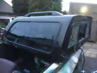 Nissan Navara Truckman Top / Canopy / Hood