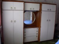 Vintage Schreiber Bedroom Furniture